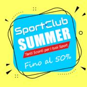 Sportclub saldi estivi 2021