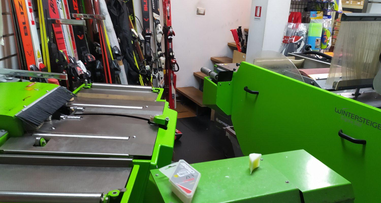 Sci laboratorio sciolinatura